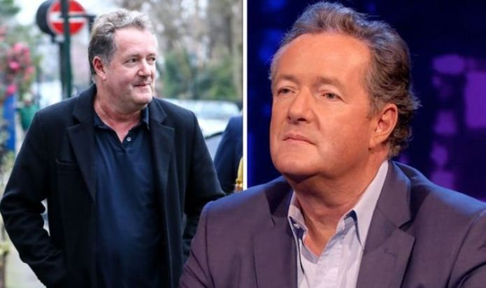 'Can barely move' Piers Morgan inundated with support as he shares 'horrendous' condition