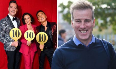 'So excited' Anton du Beke speaks out on replacing Bruno Tonioli as judge on Strictly 2021