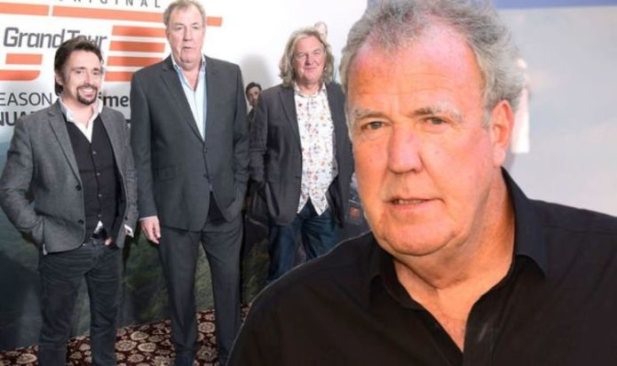 'We're having an absolute nightmare' Jeremy Clarkson speaks out on The Grand Tour's future