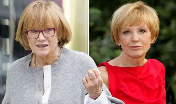 'There are too many snowflakes!' Anne Robinson slams society's 'unnecessary censorship'