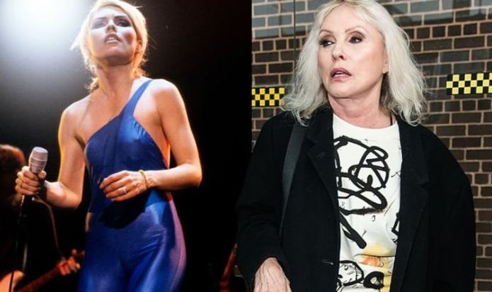 Six amazing unearthed snaps of Blondie legend Debbie Harry as she celebrates 76th birthday
