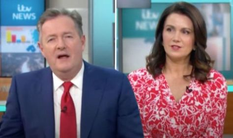 Susanna Reid and Piers Morgan's 'blazing row' behind-the-scenes as he admits faking smiles