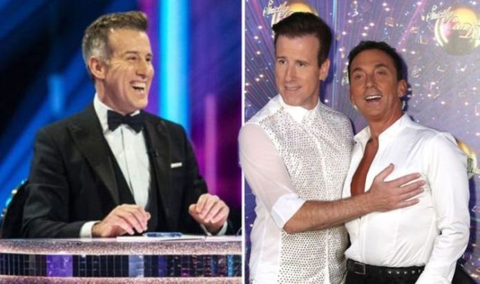 Anton Du Beke 'was desperate' for Strictly judge role, Bruno quips 'He needs the money'