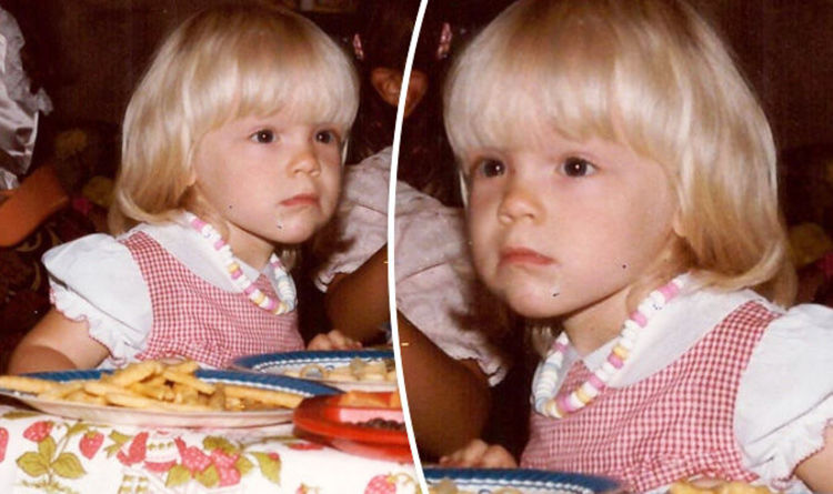 Katie Piper Looks UNRECOGNISABLE In Adorable Throwback