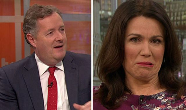 Good Morning Britain's Piers Morgan reveals his ideal match for