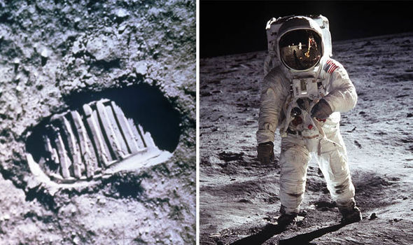 Was the moon landing FAKED David Meade weighs in on NASA