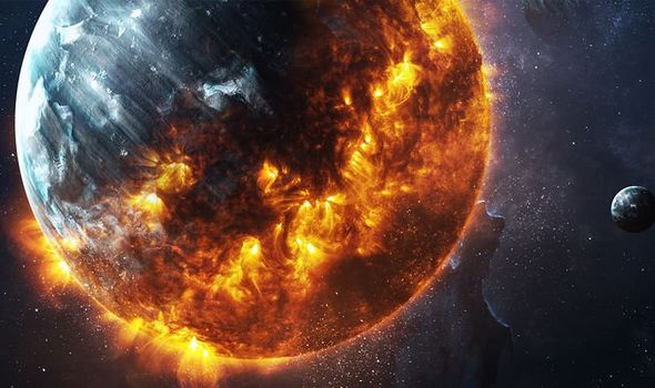 Dark energy could spell the end of the world