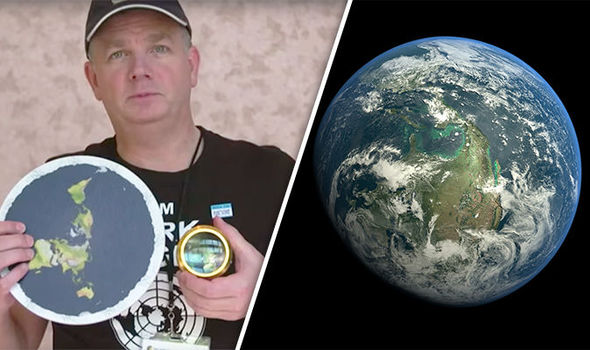 Flat Earth USA: Fanatics descend on conference promising to 'reveal NASA  space lies' | Weird | News | Express.co.uk