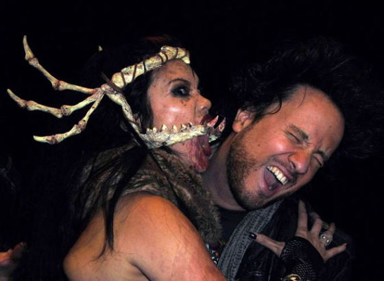Alien news: Giorgio Tsoukalos from ancient aliens
