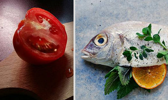 Fishy-Tomato  EXCLUSIVE: Why do my tomatoes taste of fish? Complaints about foul tasting toms on the up | Weird | News Fishy Tomato 1030053