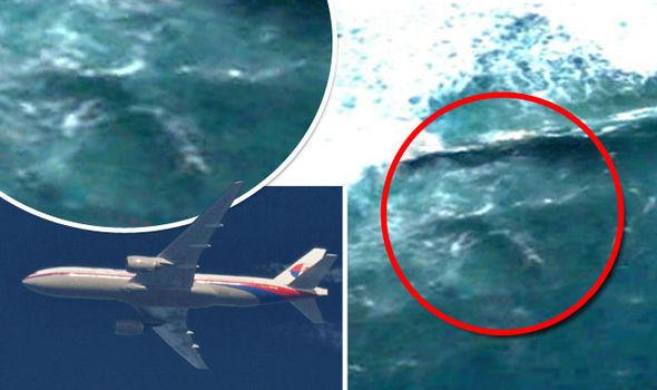 MH370-Extranjeros