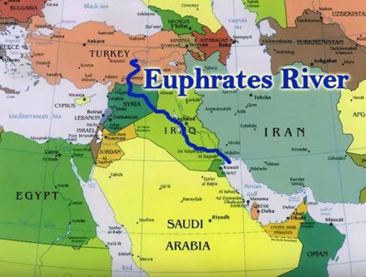 map euphrates » Wallpaper | Full Wallpapers