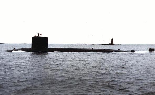 O USS Trepang