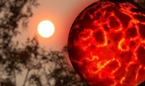 Nibiru is said to be bigger than Jupiter