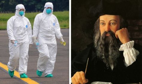 Nostradamus 2021: Three predictions that came true - is coronavirus the fourth?
