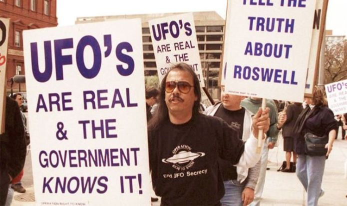 UFO sightings: Pentagon can't rule out alien ETs and neither should you, says investigator