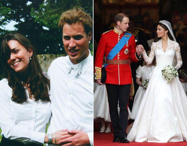 Prince William and Kate wedding anniversary Royal couple