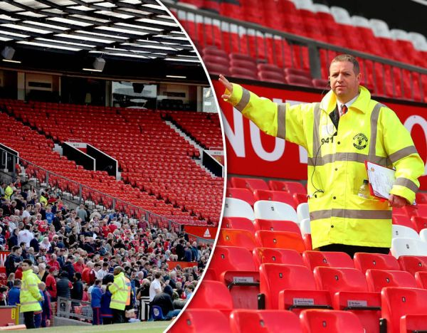 What's going on: Fans react as Man United match abandoned ...