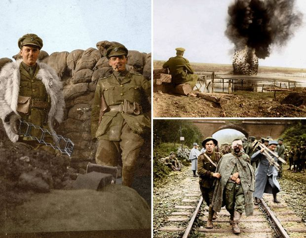 100 years since Battle of the Somme