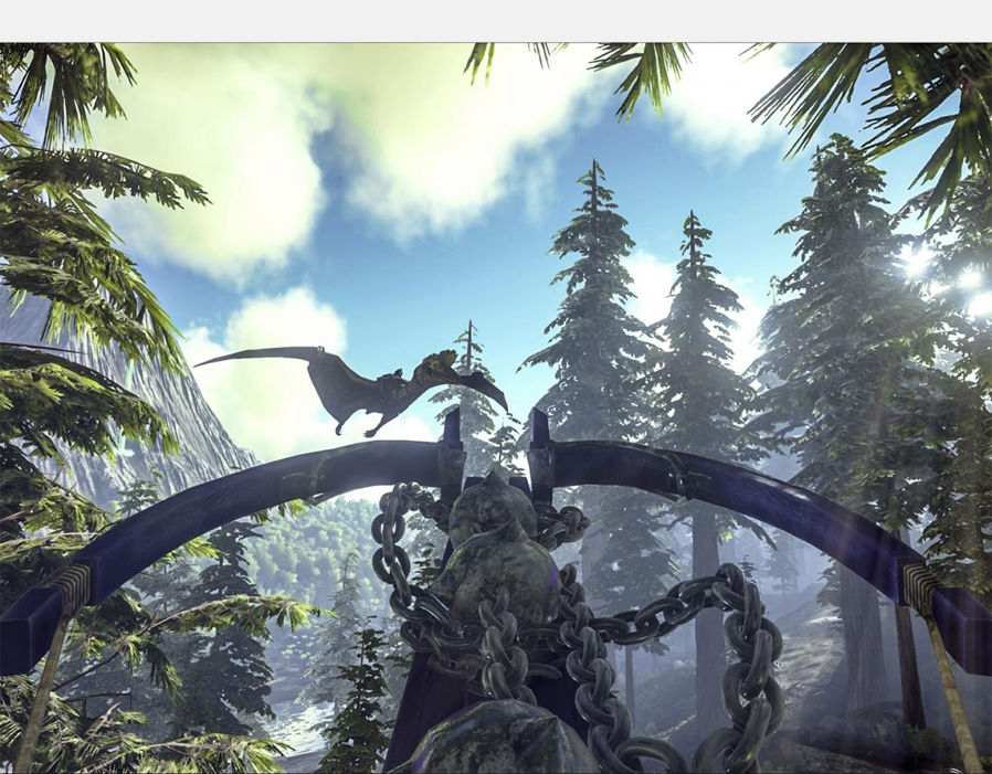 ARK Survival Evolved New Update And Screenshots Revealed