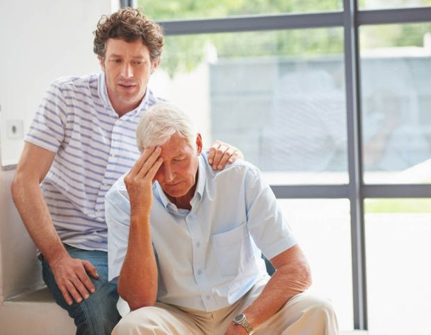 Changes in mood and personality - If you notice a loved one become easily upset, confused, depressed or anxious they could be suffering from Alzheimer's so talk to them and book a doctors appointment