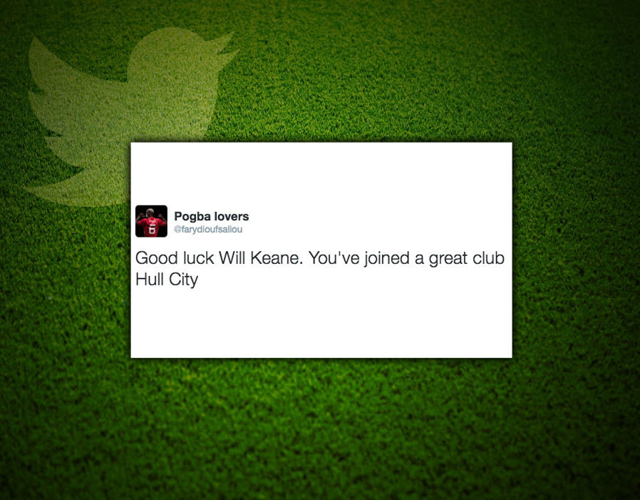 Image 3 Twitter Reacts As Will Keane Joins Hull From Man