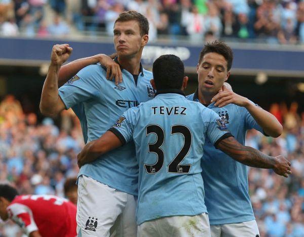 Manchester City 2012   Longest unbeaten starts to a ...