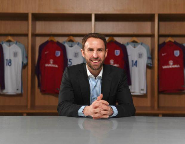 Gareth Southgate new England manager