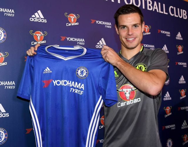 Chelsea fans react to Cesar Azpilicueta's new contract | Sport Galleries |  Pics | Express.co.uk