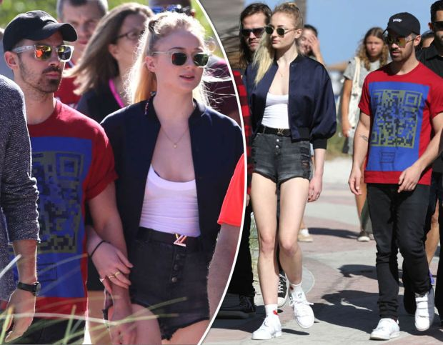 Game of Thrones Sophie Turner Joe Jonas relationship