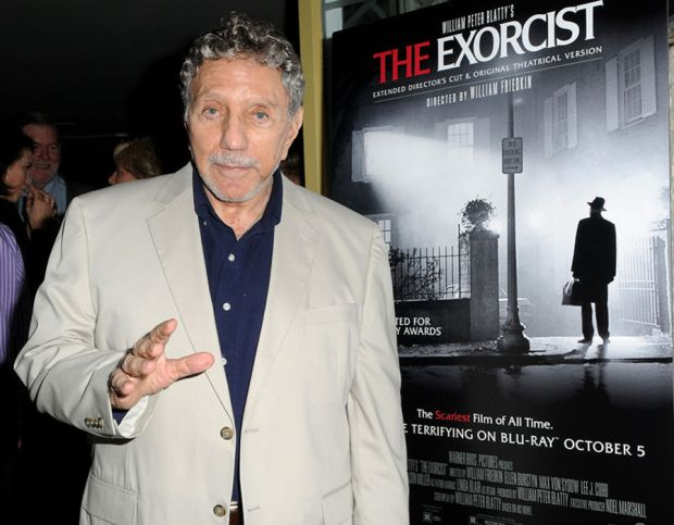 Novelist and filmmaker William Peter Blatty, a former Jesuit school valedictorian who conjured a tale of demonic possession and gave millions the fright of their lives with the best-selling novel and Oscar-winning movie The Exorcist, has died. He was 89.