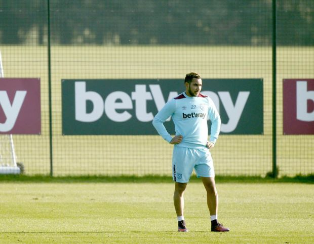 Dimitri Payet reserves West Ham
