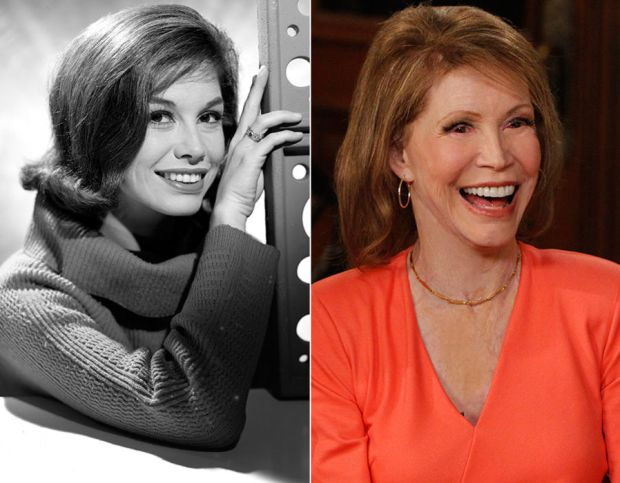 Mary Tyler Moore, best known for her portrayals on 'The Dick Van Dyke ShowÕ has died at the age of 80.