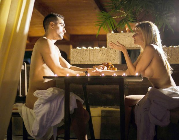 A nude restaurant in Tenerife with a saucy aphrodisiac menu is set to be big hit among Brits