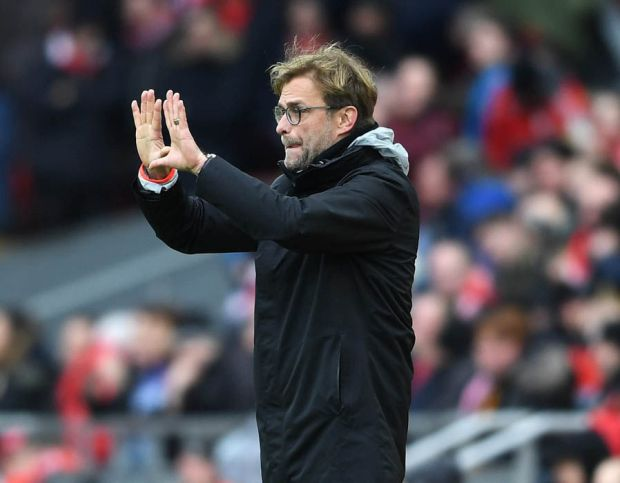 Jurgen Klopp Liverpool Wolves FA Cup