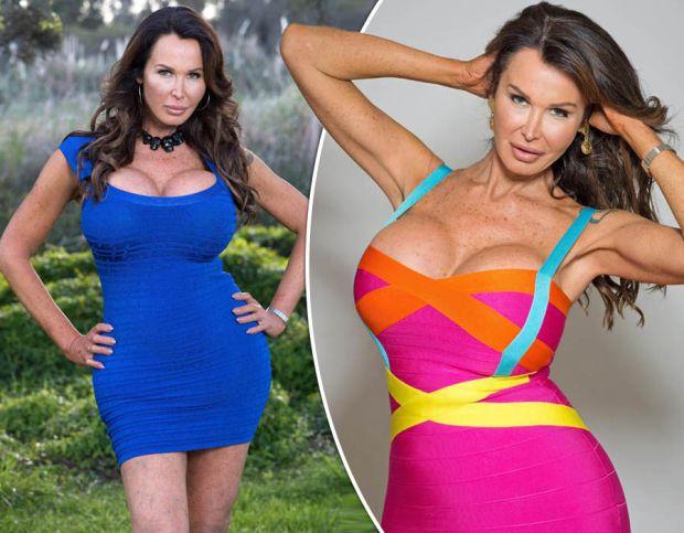 Transgender model Kelly Star
