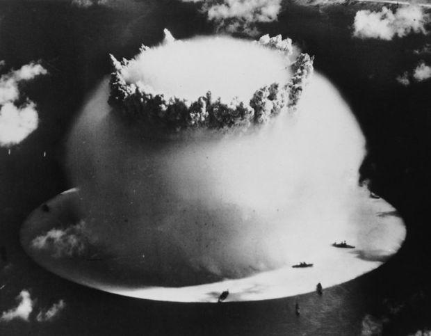 Atomic Atoll