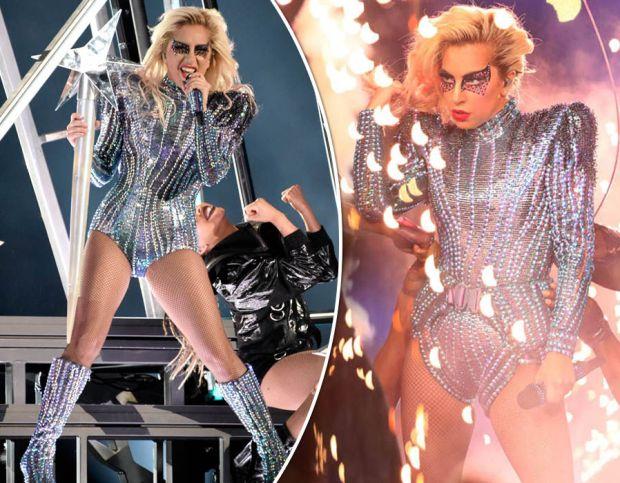 Lady Gaga wows at the Super Bowl