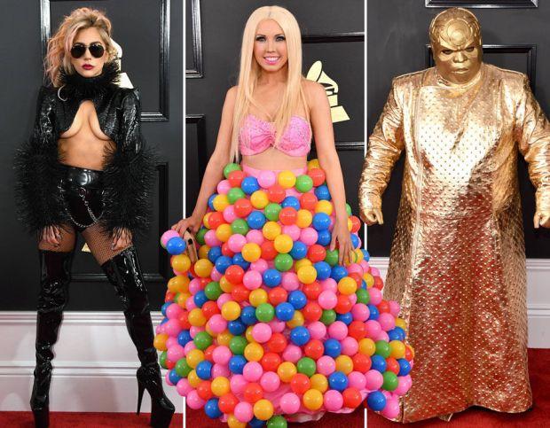 Grammys 2017: Worst dressed