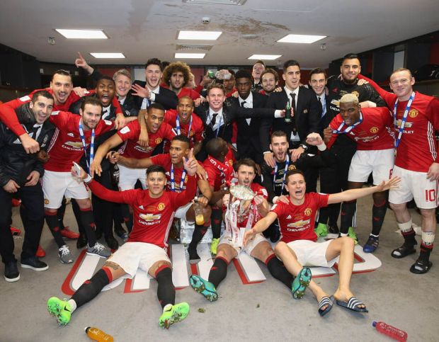 Manchester-United-Southampton-EFL-Cup-celebration