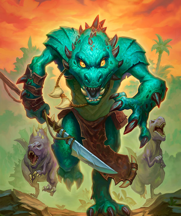 Hearthstone: Journey to Un'Goro arrives April 6