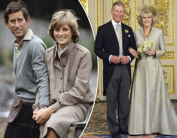 Prince Charles' relationships in pictures