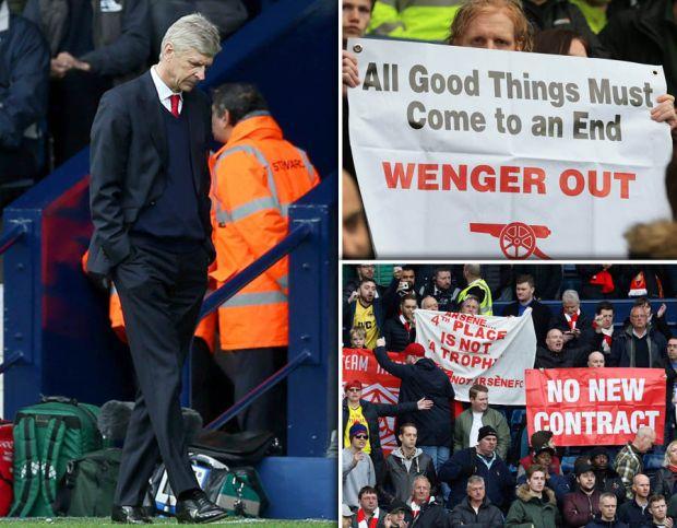 Arsenal-banners-Arsene-Wenger-West-Brom