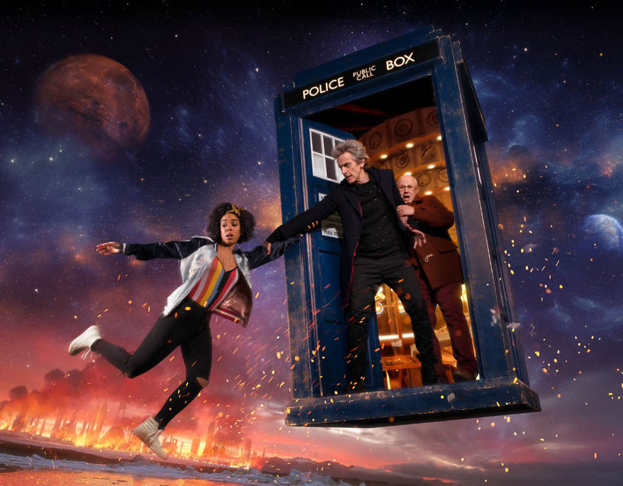 Doctor Who - The 10th series of the sci-fi series will air on 15th April