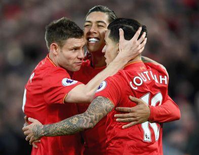 6. Liverpool –96