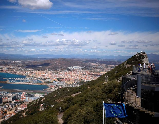 Gibraltar has its own political system that makes many decisions within the territory but issues like defence and foreign affairs are determined by the UK Government in London