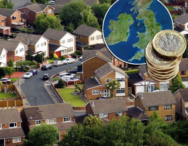The cheapest towns to buy a home in the UK