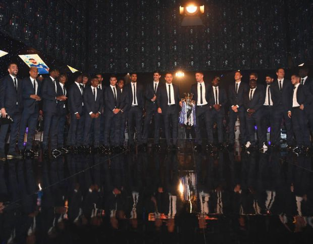 Chelsea player awards