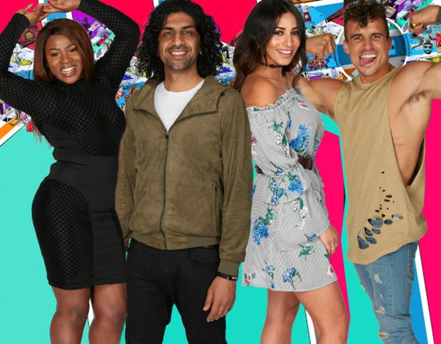 Big Brother 2017 confirmed line-up