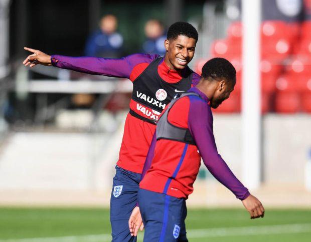 England-training-Scotland-World-Cup-qualifier